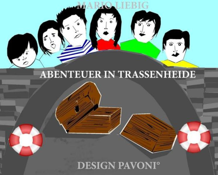 Abenteuer in Trassenheide - Coverbild