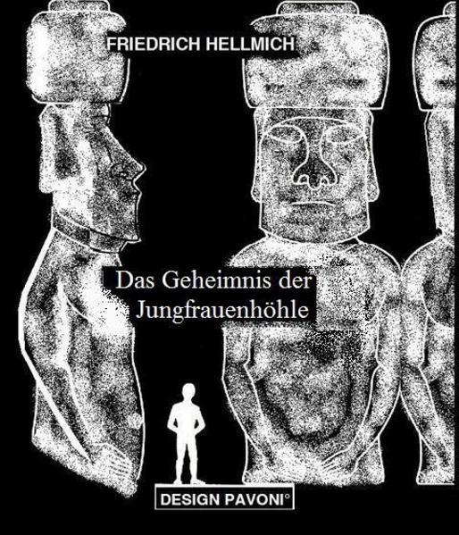Das Geheimnis der Jungfrauenhöhle - Coverbild