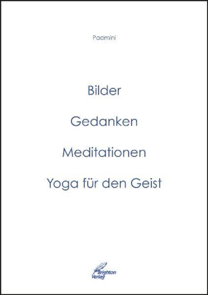 Yoga für den Geist - Coverbild