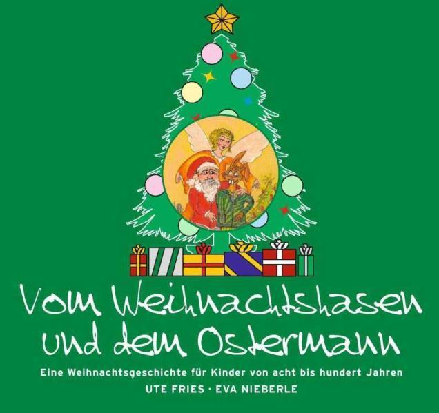 Vom Weihnachtshasen und dem Ostermann - Coverbild