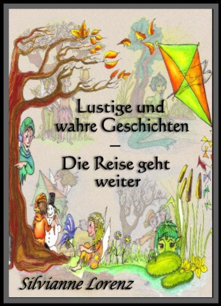 Lustige und wahre Geschichten - Coverbild