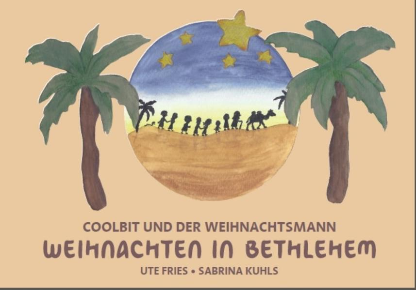 Weihnachten in Bethlehem - Coverbild