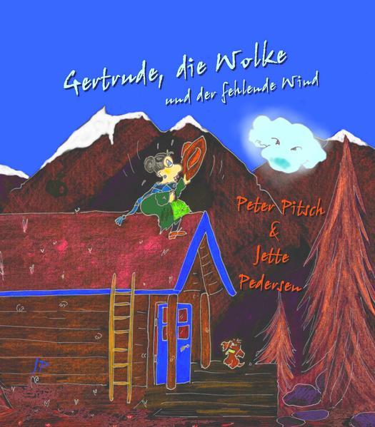 Gertrude, die Wolke und der fehlende Wind - Coverbild