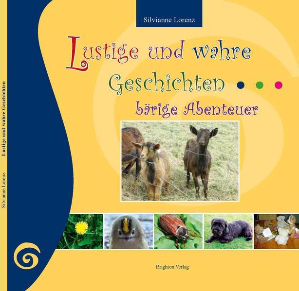 Lustige und wahre Geschichten - bärige Abenteuer - Coverbild