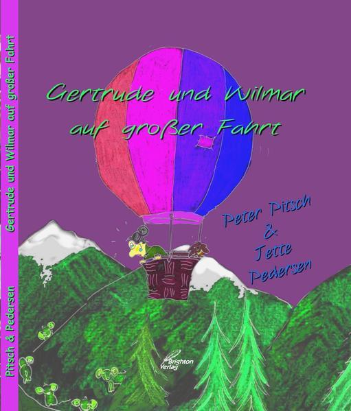 Gertrude und Wilmar auf großer Fahrt - Coverbild