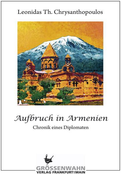 Aufbruch in Armenien - Coverbild