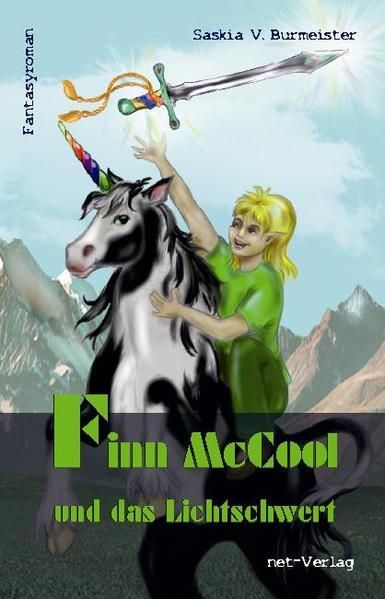 Finn McCool und das Lichtschwert - Coverbild