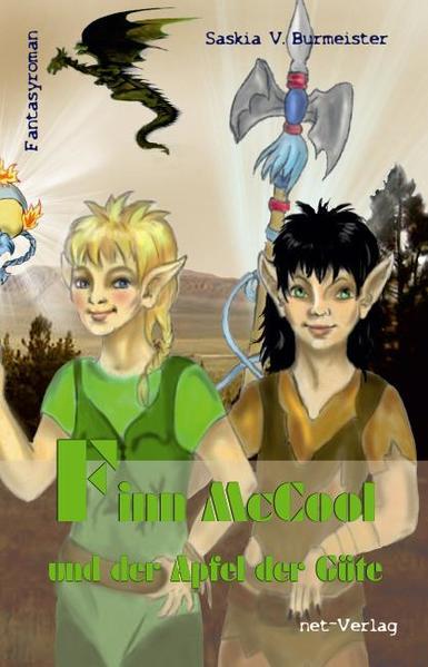 Finn McCool und der Apfel der Güte - Coverbild