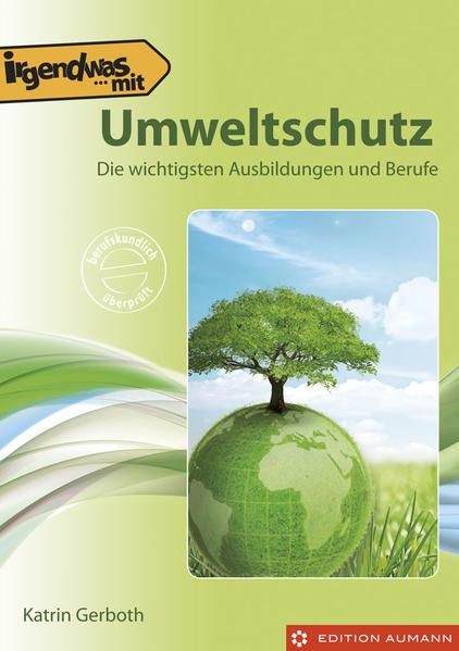 Irgendwas mit Natur- und Umweltschutz - Coverbild