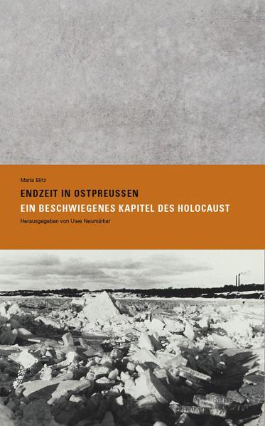 Endzeit in Ostpreußen - Coverbild