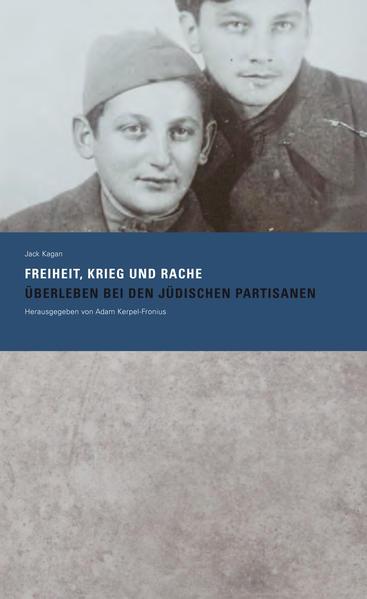 Freiheit, Krieg und Rache - Coverbild