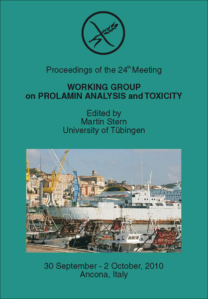 Working Group on Prolamin Analysis and Toxicity - Coverbild