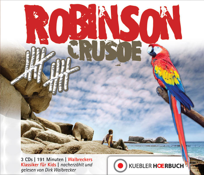Robinson Crusoe - Coverbild