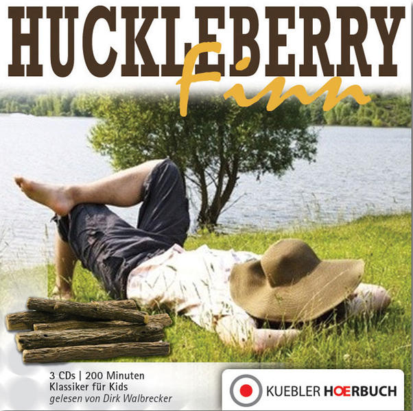 Huckleberry Finn - Coverbild
