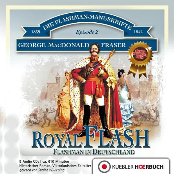 Royal Flash - Coverbild