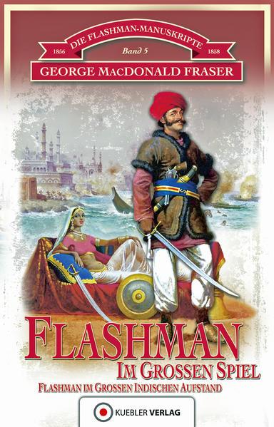 Flashman im Großen Spiel - Coverbild
