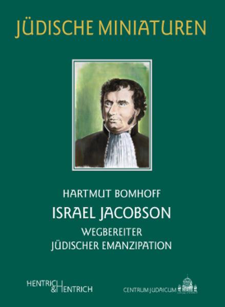 Israel Jacobson - Coverbild