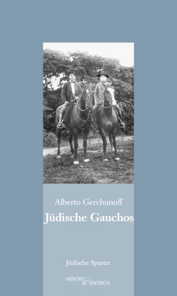 Jüdische Gauchos - Coverbild