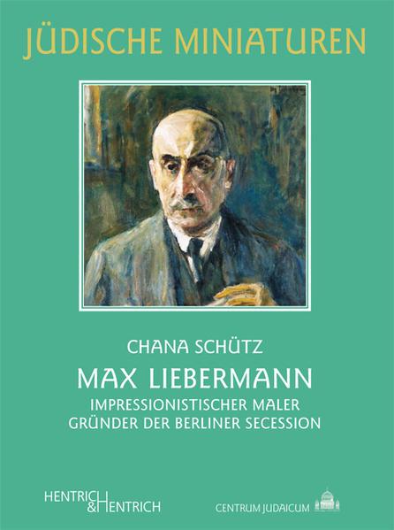 Max Liebermann - Coverbild
