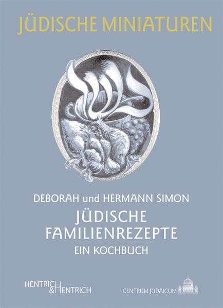 Jüdische Familienrezepte - Coverbild