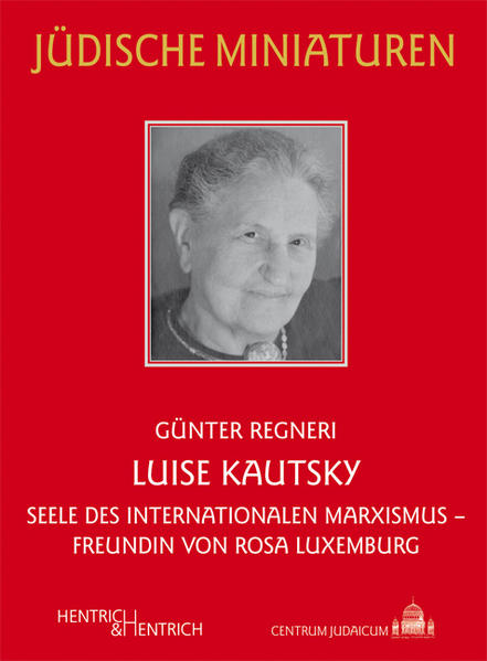 Luise Kautsky - Coverbild