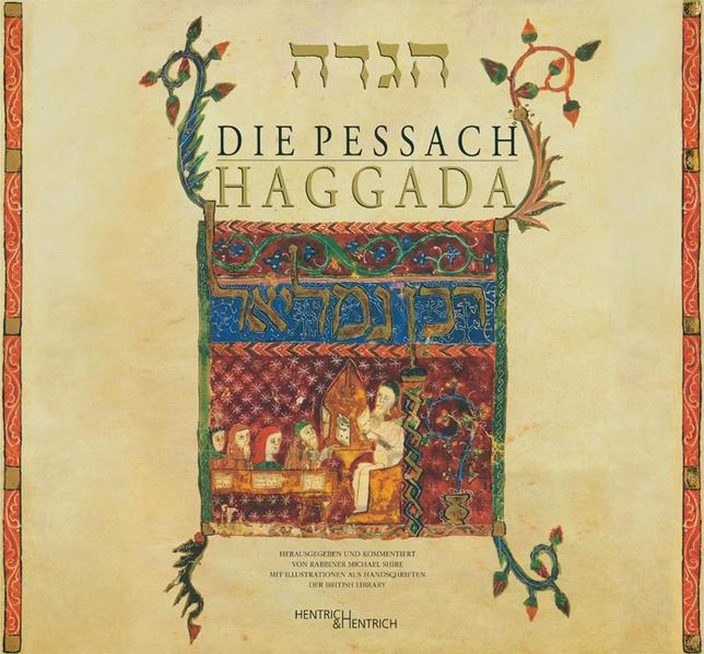 Die Pessach Haggada - Coverbild
