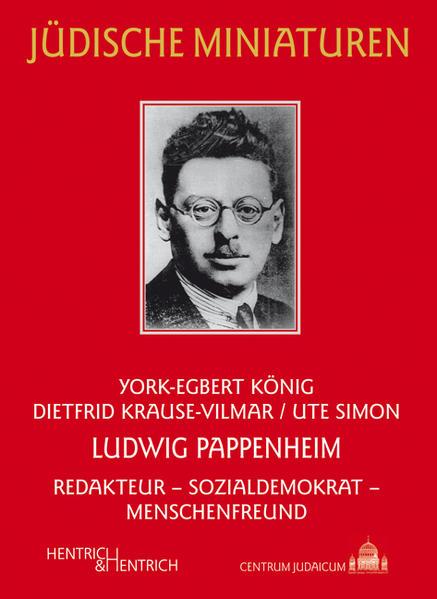 Ludwig Pappenheim - Coverbild