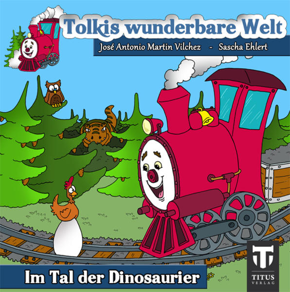 Tolkis wunderbare Welt - Coverbild