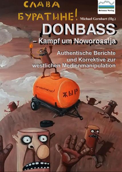 Donbass - Kampf um Noworossija - Coverbild