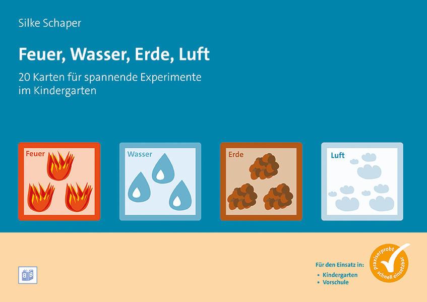 Feuer, Wasser, Erde, Luft - Coverbild