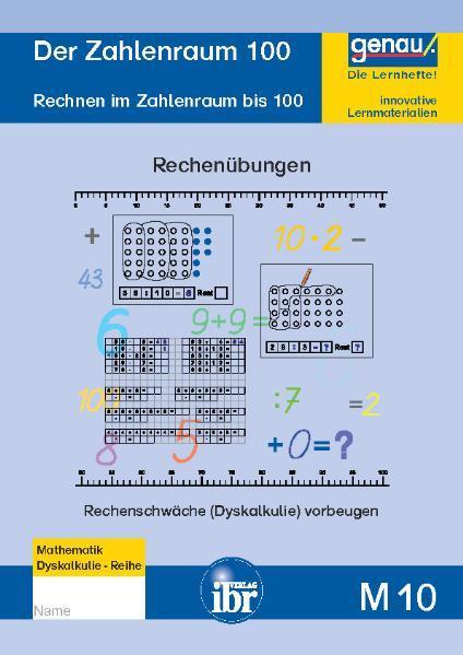 M10 - Rechnen im Zahlenraum 100 - Coverbild