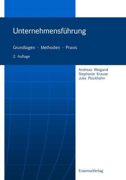 Unternehmensführung - Coverbild