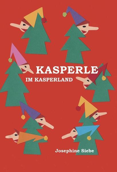 Kasperle im Kasperland - Coverbild