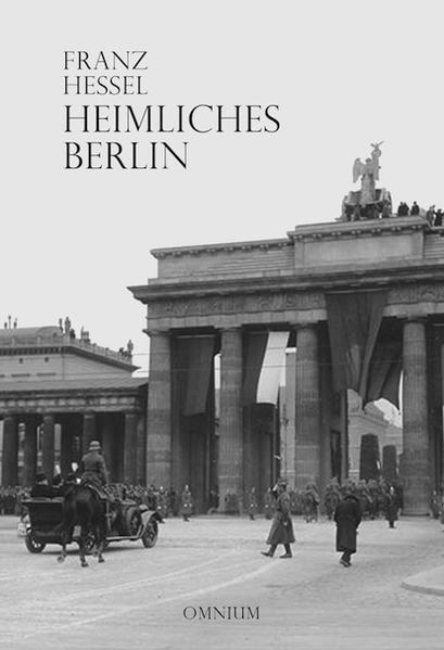 Heimliches Berlin - Coverbild