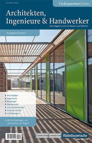 Die ExpertenSeiten: Architekten, Ingenieure & Handwerker - Coverbild