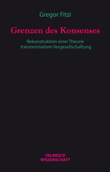 Grenzen des Konsenses - Coverbild