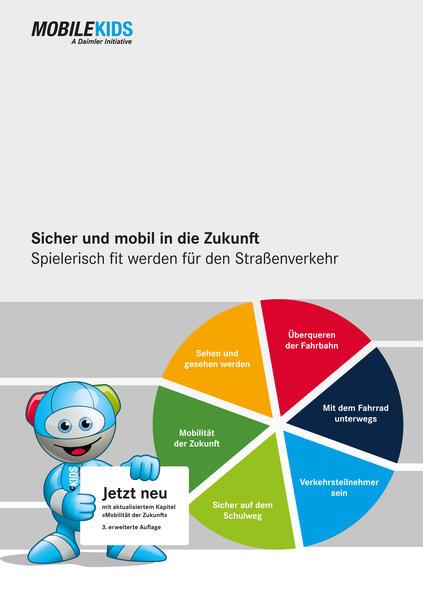 Mobile Kids - Sicher und mobil in die Zukunft - Coverbild