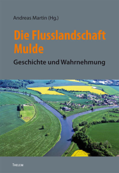 Die Flusslandschaft Mulde - Coverbild
