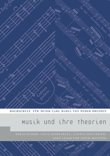 Musik und ihre Theorien - Coverbild