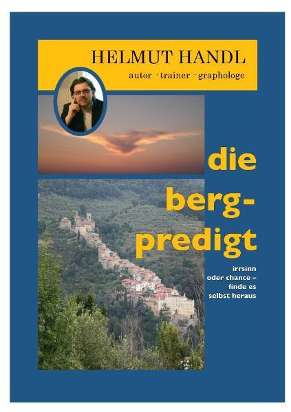 Die Bergpredigt - Coverbild