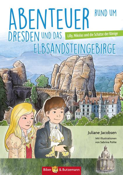 Abenteuer rund um Dresden und das Elbsandsteingebirge  - Coverbild