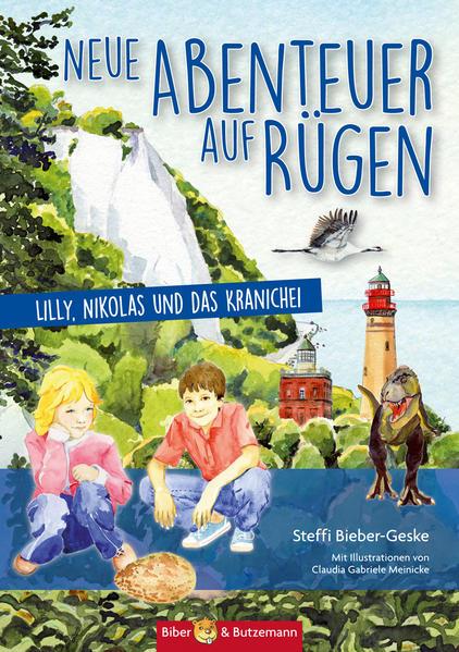 Neue Abenteuer auf Rügen - Coverbild