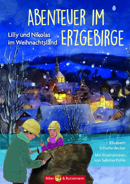 Abenteuer im Erzgebirge - Coverbild