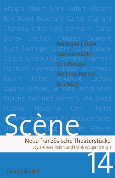 Scène 14 - Coverbild