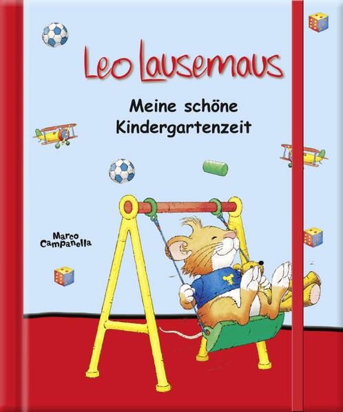 Download Leo Lausemaus - Meine schöne Kindergartenzeit PDF Kostenlos