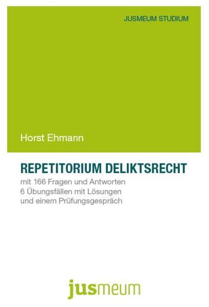 Repetitorium Deliktsrecht Epub Kostenloser Download