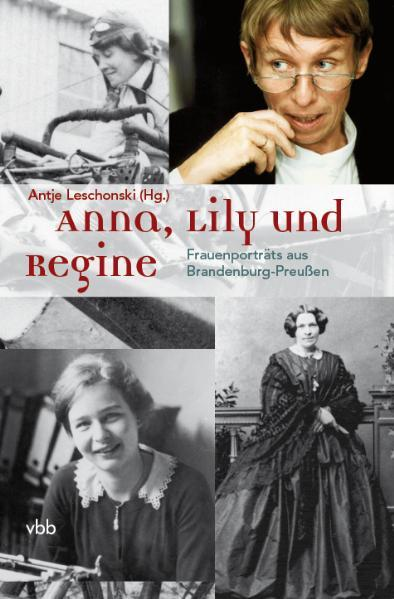 Anna, Lily und Regine - Coverbild