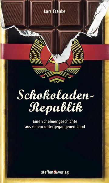 Schokoladen-Republik - Coverbild