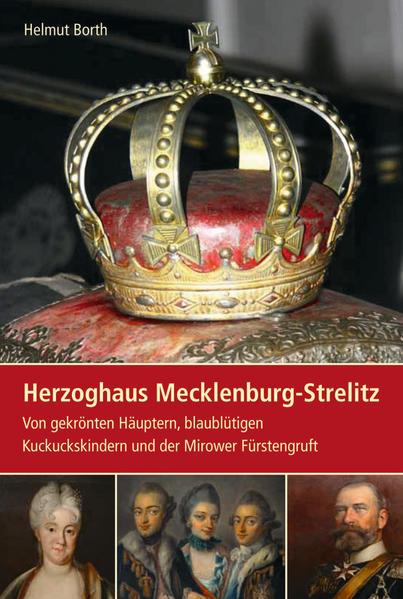 Herzoghaus Mecklenburg-Strelitz - Coverbild