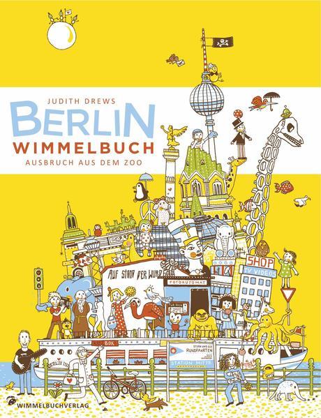 Berlin Wimmelbuch - Coverbild